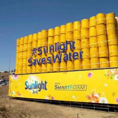 Unilever brings relief to drought-stricken Cape Town communities
