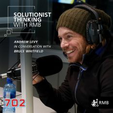 Solutionist Thinking: In Conversation with Andrew Levy