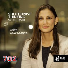 Solutionist Thinking: In Conversation with Tashmia Ismail-Saville