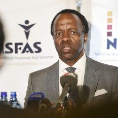 National Student Financial Aid Scheme's Sizwe Nxasana opens up about money