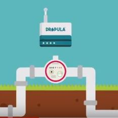 [WATCH] How the smart water meter dropula works