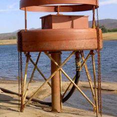 Leeu River Weir undergoes maintenance to increase WC water supply