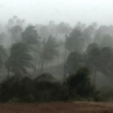 Heavy rains and strong winds expected for the WC