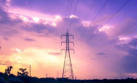 Pylon, electricity, load shedding