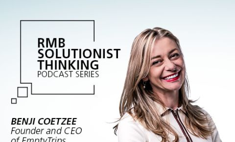 RMB Solutionist Thinking - Benji Coetzee from EmptyTrips