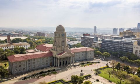 Tshwane City Hall Pretoria 123rfpolitics 123rflocal 123rf