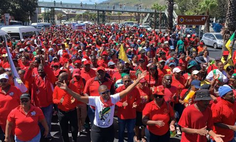 cosatu-transport-march-Cape-Town