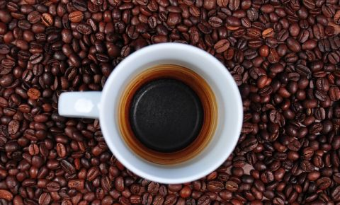 coffee in a file photo