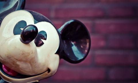 Micky Mouse Walt Disney