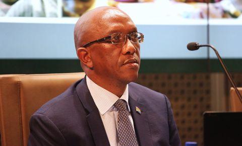 Auditor-General Kimi Makwetu