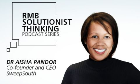 RMB Solutionist Thinking - Aisha Pandor