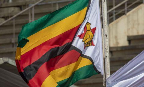 Zimbabwean flag Zimbabwe