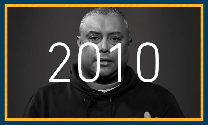 2010: Aden Thomas recalls the 2010 World Cup euphoria