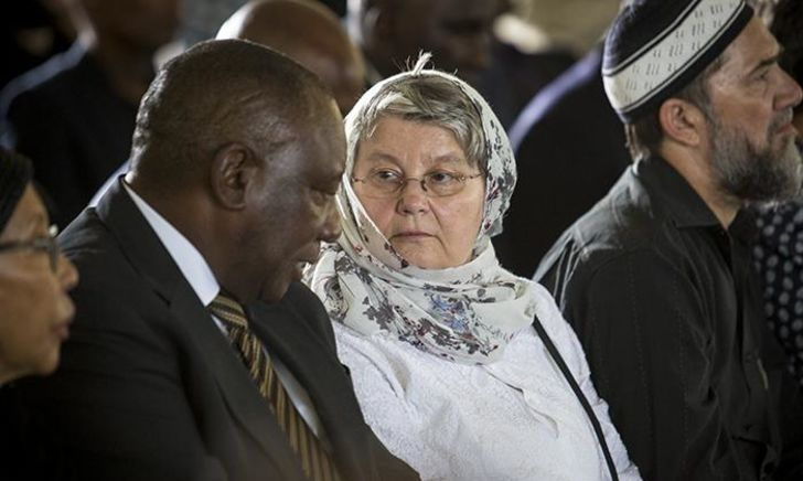 Struggle stalwart Barbara Hogan 'shocked' by Zuma's comments on Kathrada letter