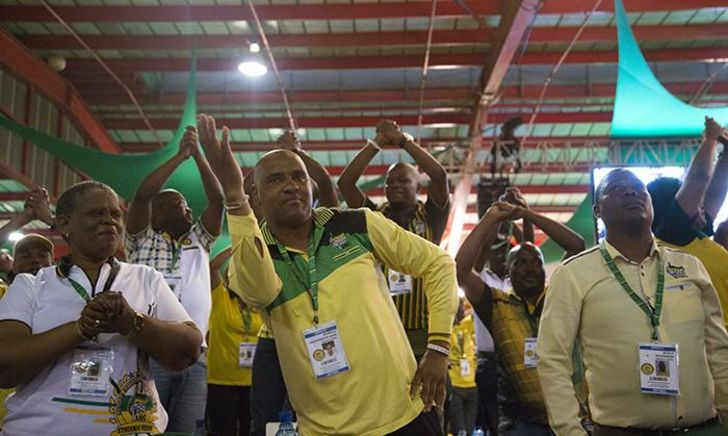 [WATCH LIVE] #ANC54 plenary resumes