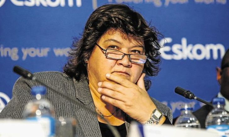 Eskom destroying documents linked to Molefe saga, claims DA