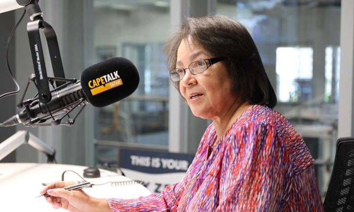 I fought for this hearing -  Patricia de Lille