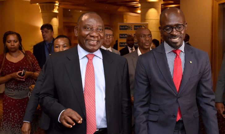 Opinion: Ramaphosa already showing he is the leader of the country says Bongani