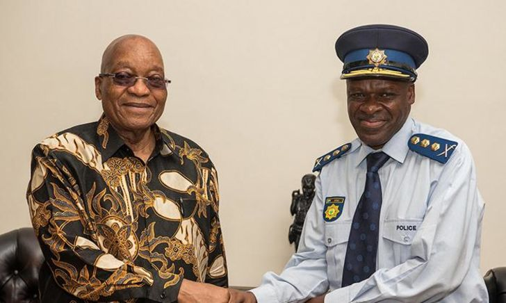 """""""Sithole's administrative background will aid his role as police commissioner"""""""