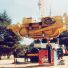 Pratley CEO tempts fate, recreates suspended bulldozer stunt on Friday the 13th
