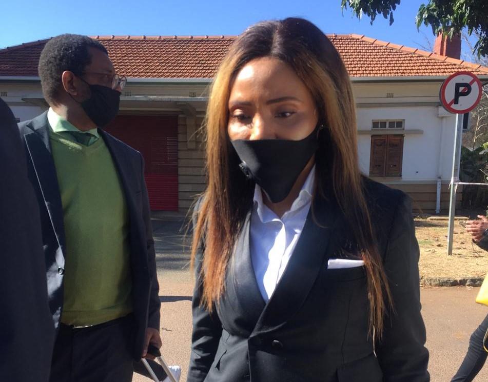 Norma Gigaba case postponed after brief court appearance