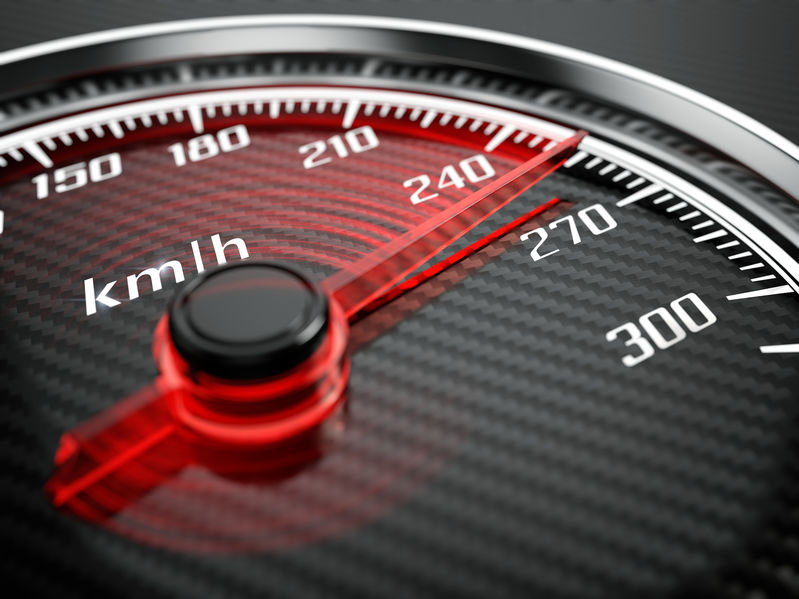 Sports personality arrested in Sandton for clocking 213 km/h in 120 zone