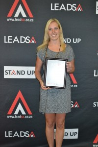 Carla Ferreira, our Western Cape Lead SA Hero for November