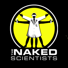 The Naked Scientist, live at our 702 studios for a special show