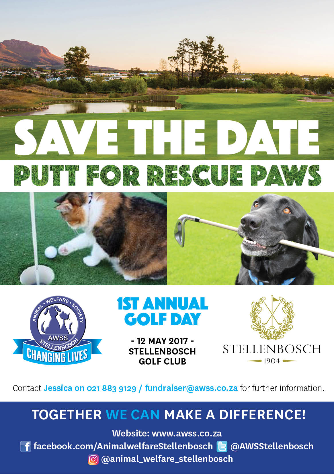 Putt for Rescue Paws