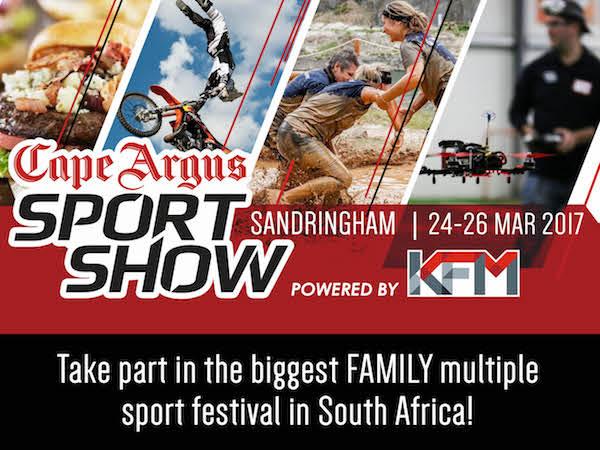 Cape Argus SportShow