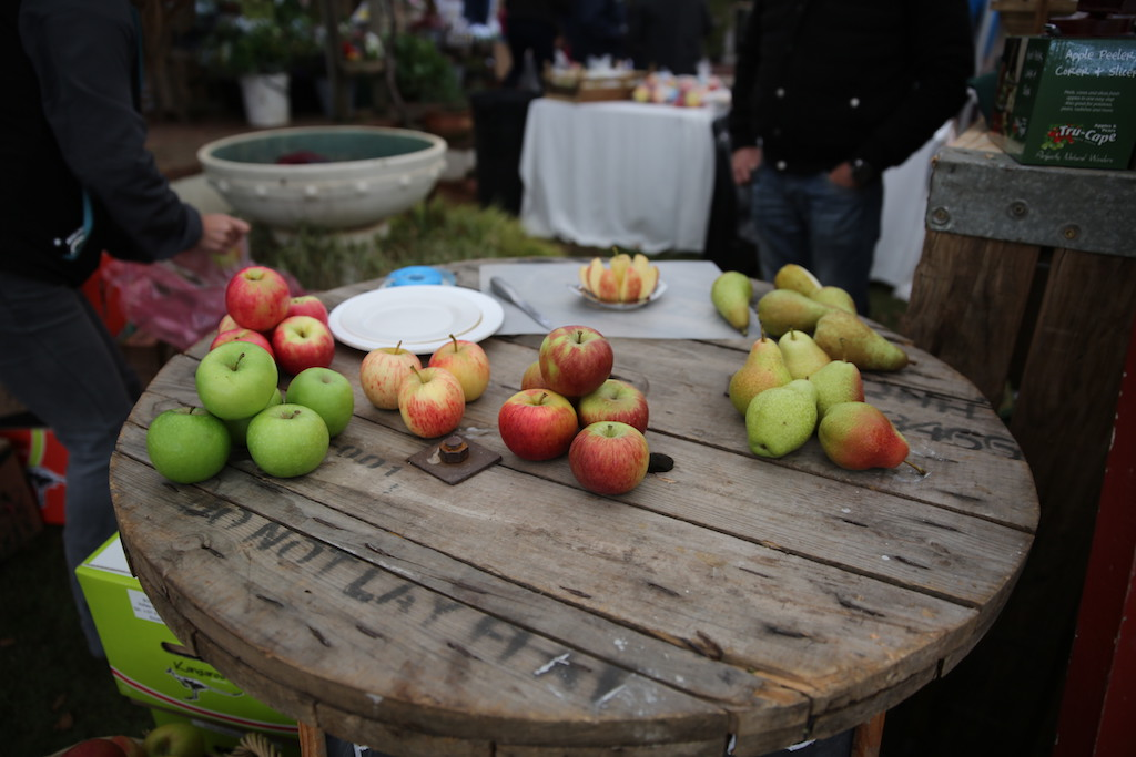 The Applewood Harvest Market and Tru-Cape Trail Running Challenge