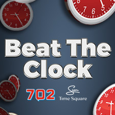 Beat the Clock on 702