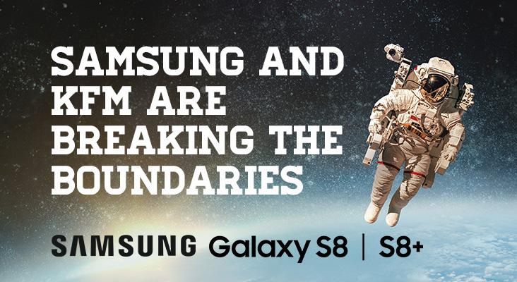 KFM Samsung 8 and 8 Plus