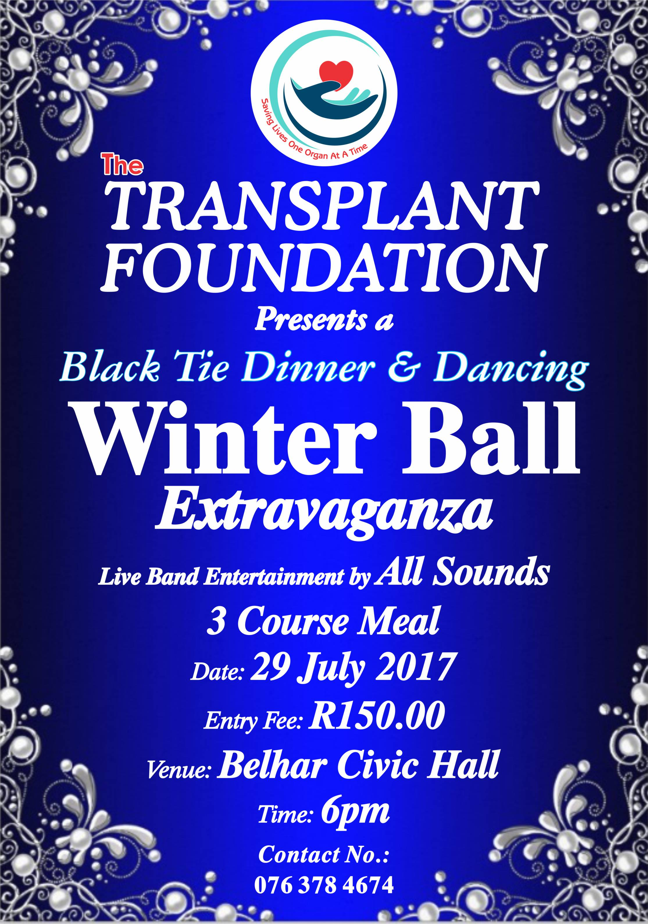 The Transplant Foundation Winter Ball