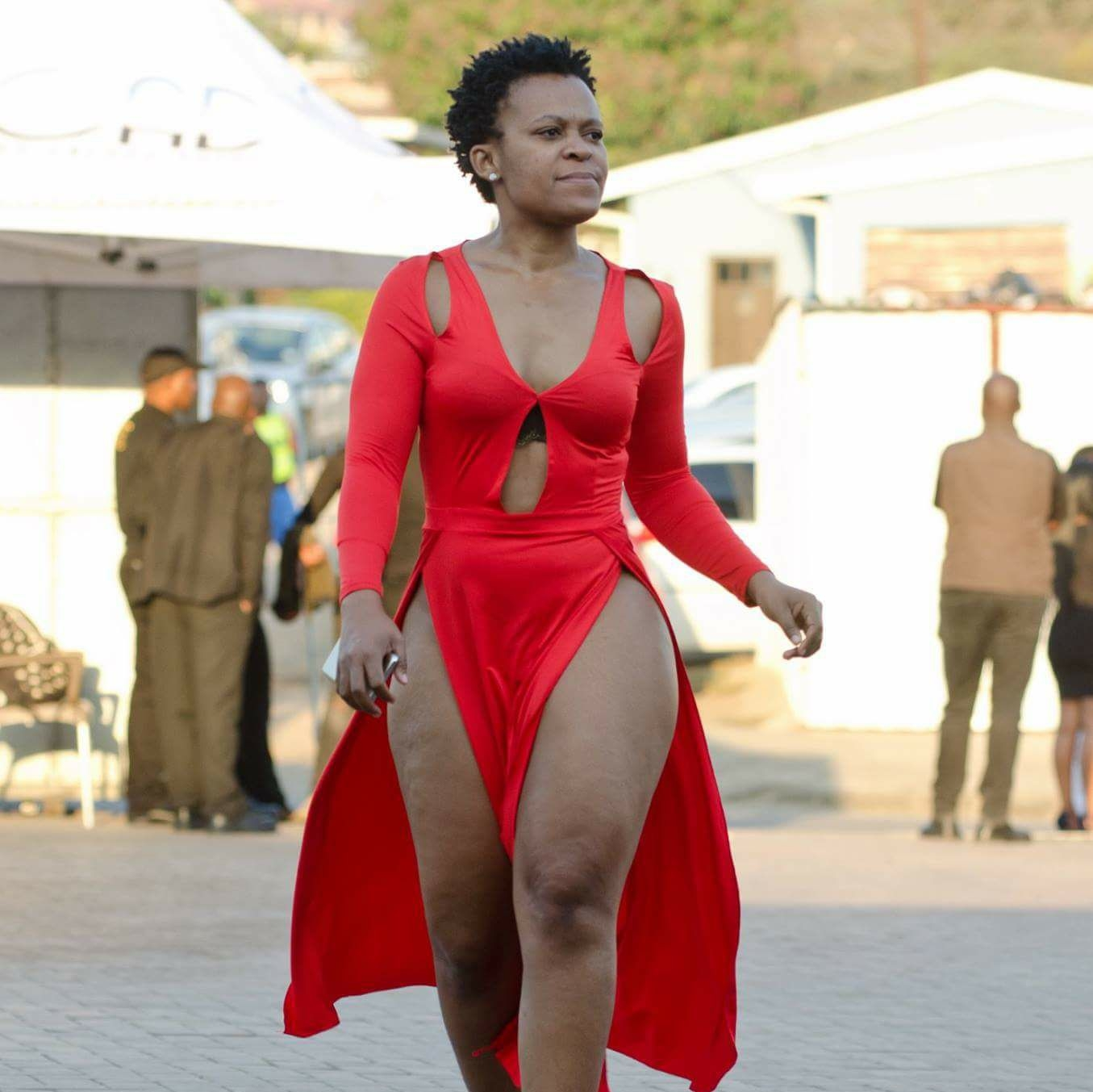 Zim men in for a treat as Zodwa Wabantu ban gets lifted