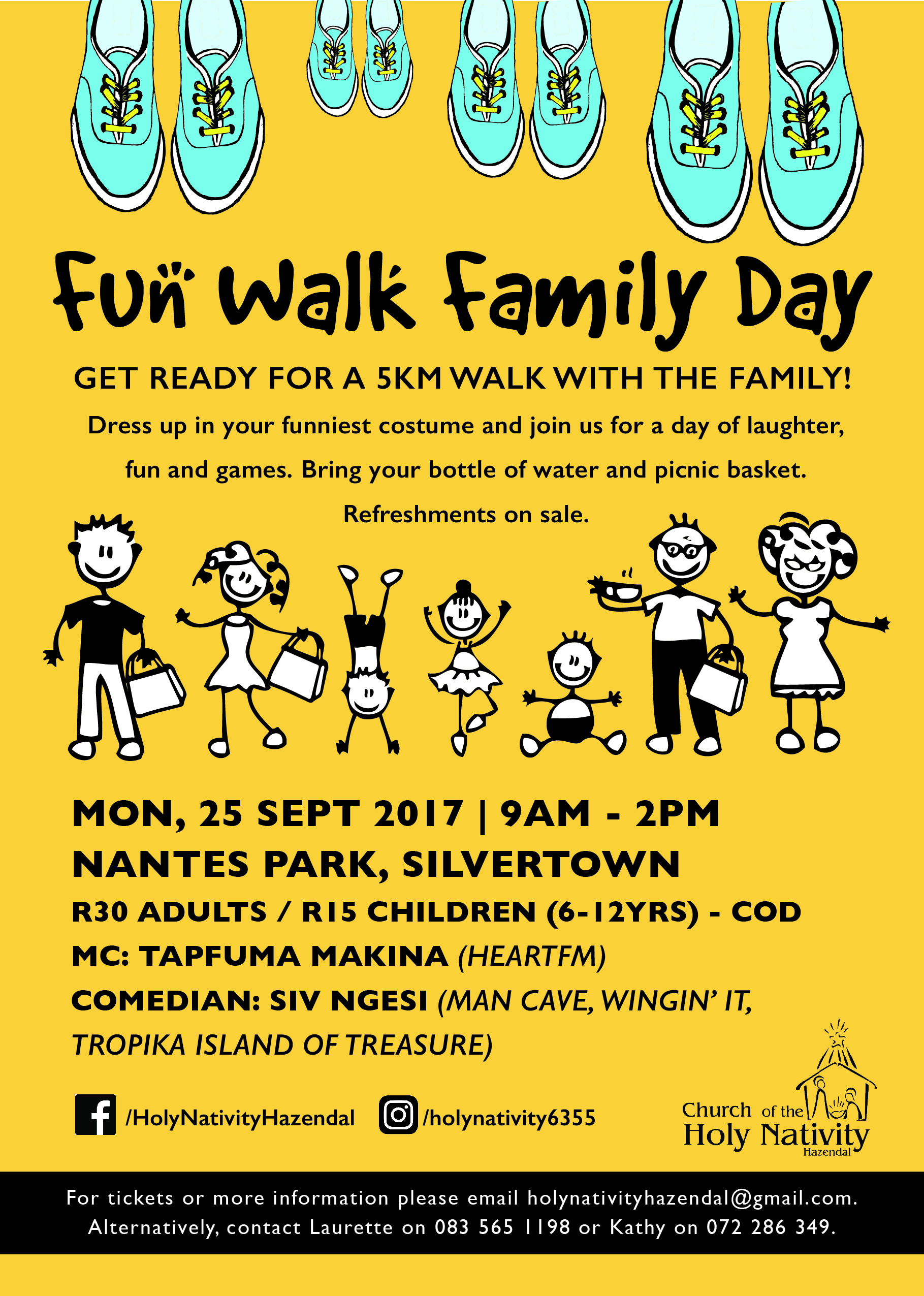 Fun Walk Family Day