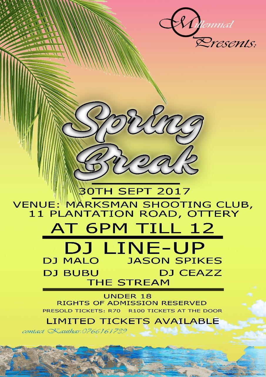 Spring Break U18
