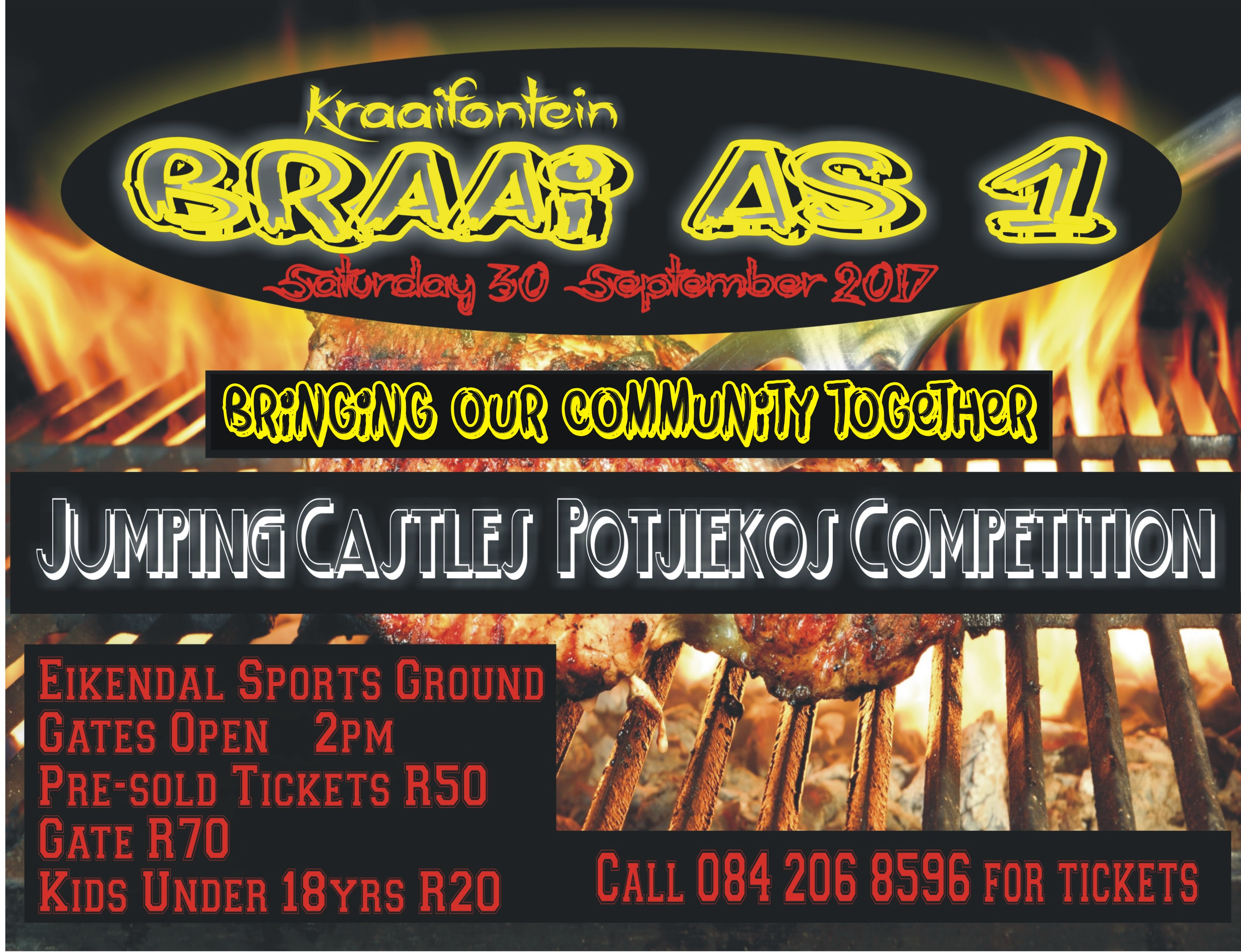 Braai As 1