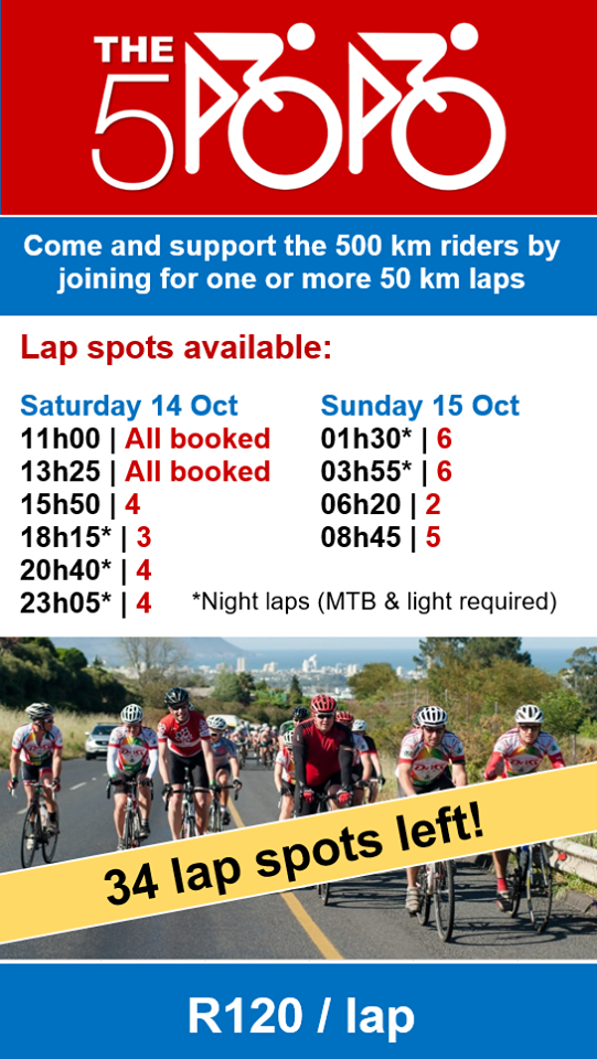 500 Cycle Challenge