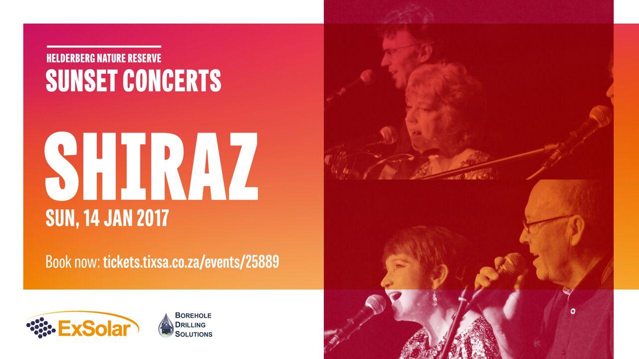 Sunset Concerts - Shiraz