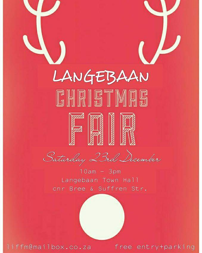 LANGEBAAN XMAS FAIR
