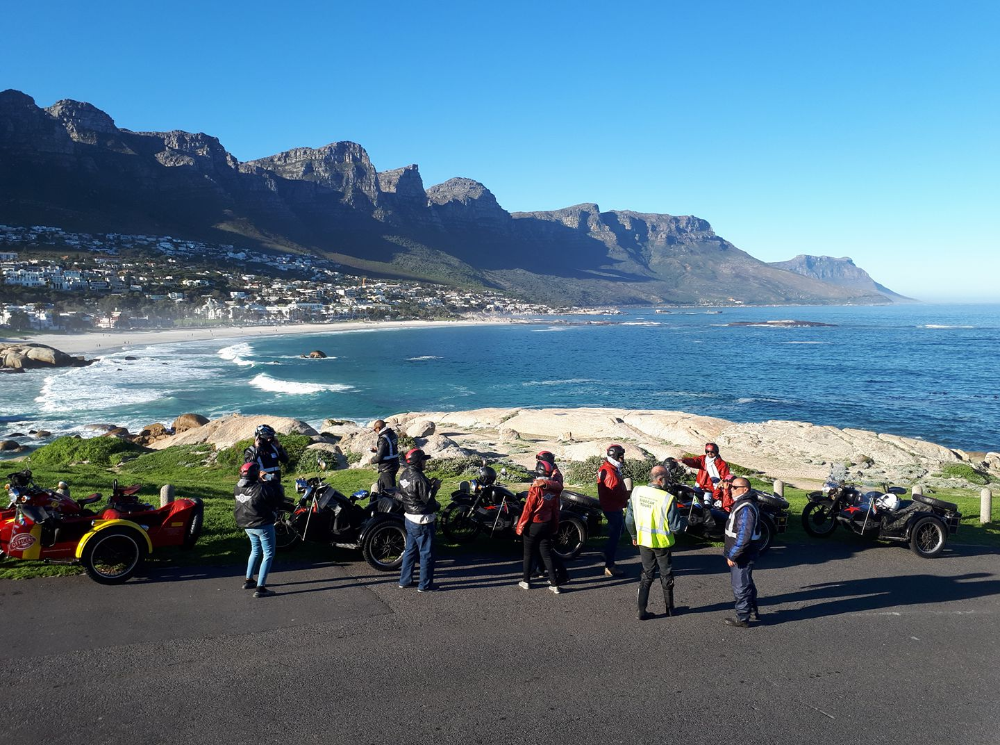 Cape Town Sidecar Adventures