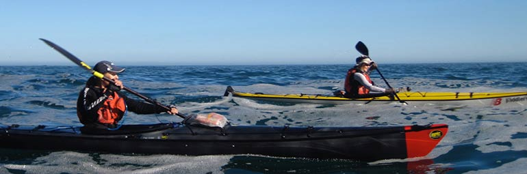 Kayak Cape Town