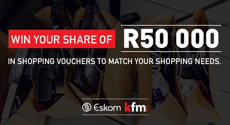KFM 94.5 and Eskom want you to bring it on