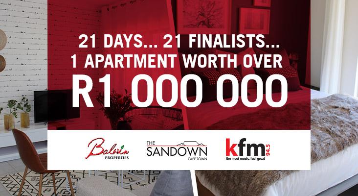 Kfm 94.5 & Balwin Properties