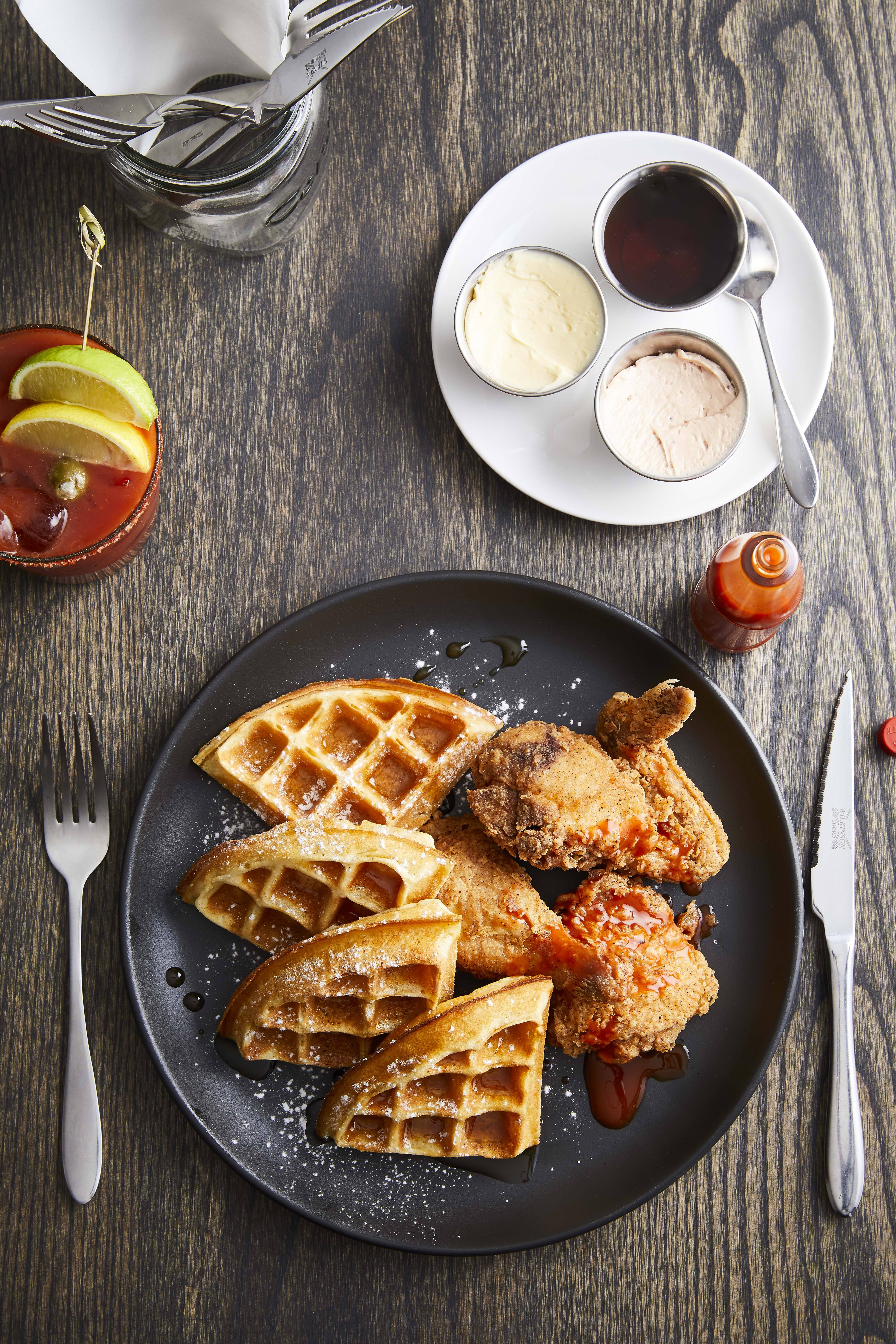 Mulberry & Prince Opens for Brunch