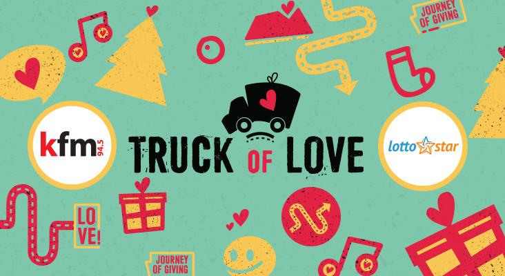 KFM Truck of Love