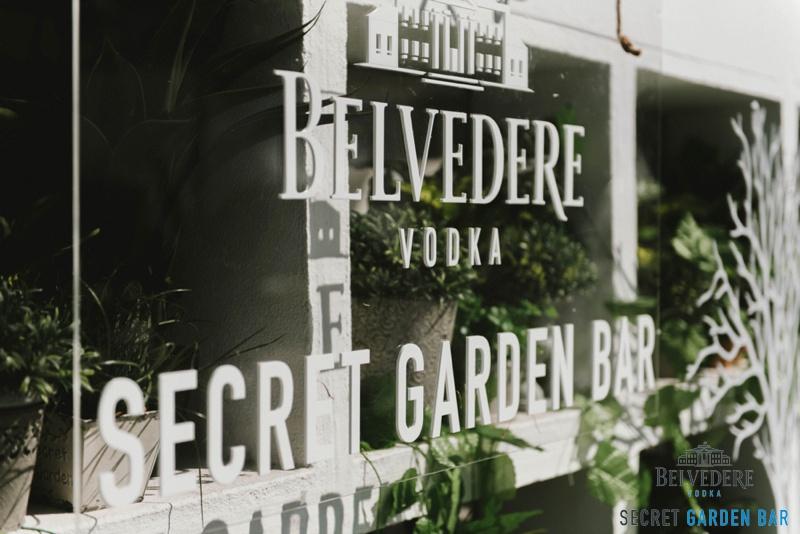 Belvedere Secret Garden Bar