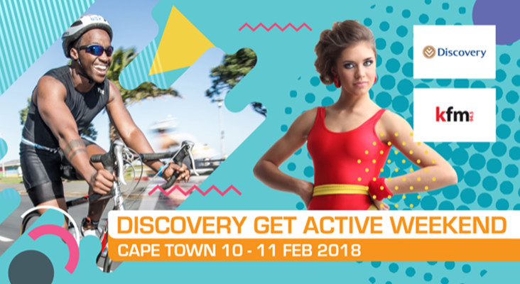 Discovery Get Active Weekend with kfm