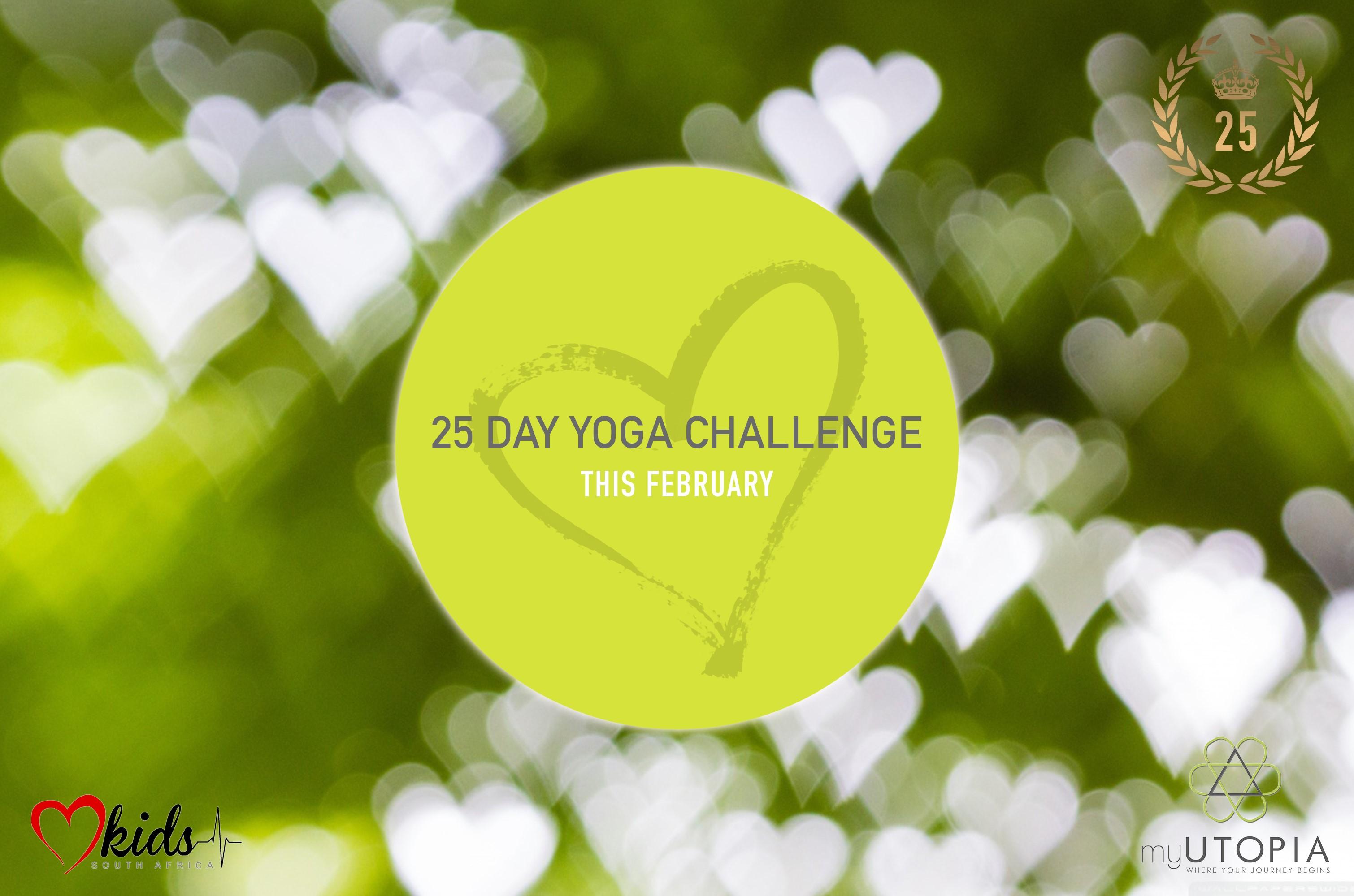 25-Day Challenge at myUTOPIA